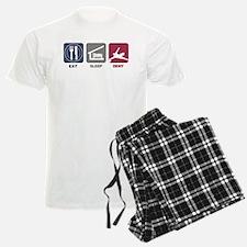 Eat Sleep Deny Pajamas