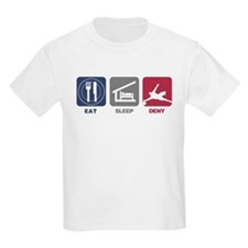 Eat Sleep Deny T-Shirt