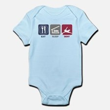 Eat Sleep Deny Infant Bodysuit