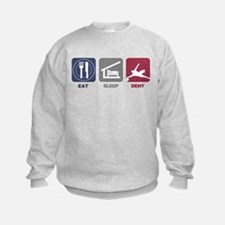 Eat Sleep Deny Sweatshirt