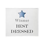 The Cat Walk Award - Throw Blanket