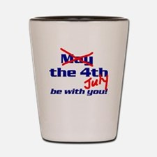 Get 'the Force' Shot Glass