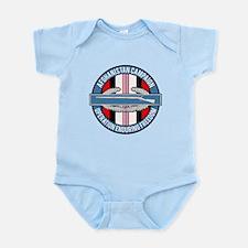 OEF and CIB Infant Bodysuit