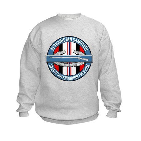 OEF and CIB Kids Sweatshirt