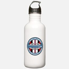 OEF and CIB Sports Water Bottle