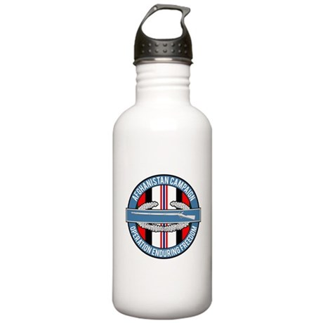 OEF and CIB Stainless Water Bottle 1.0L
