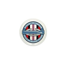 OEF and CIB Mini Button