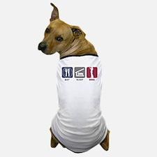 Eat Sleep Sing Dog T-Shirt