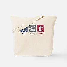 Eat Sleep Tennis - Man 2 Tote Bag