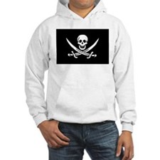 Calico Jack's Pirate Flag Hoodie