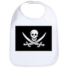 Calico Jack's Pirate Flag Bib
