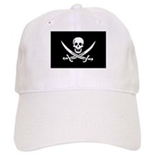 Calico Jack's Pirate Flag Baseball Cap