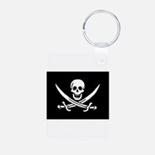 Calico Jack's Pirate Flag Keychains