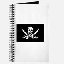 Calico Jack's Pirate Flag Journal