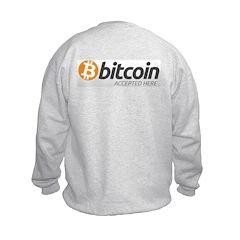 Bitcoins-7 Sweatshirt