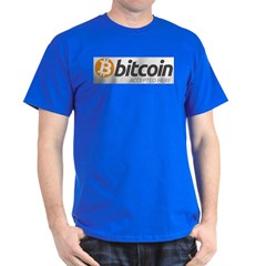Bitcoins-7 T-Shirt