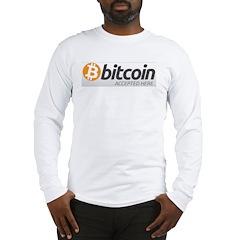 Bitcoins-7 Long Sleeve T-Shirt