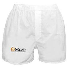Bitcoins-7 Boxer Shorts