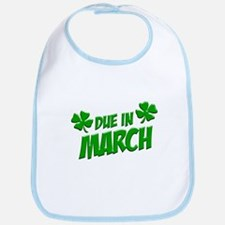 Due In March Bib