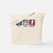 Eat Sleep Soccer - Men's 2 Tote Bag