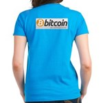 Bitcoins-7 Women's Dark T-Shirt