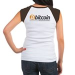 Bitcoins-7 Women's Cap Sleeve T-Shirt