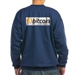 Bitcoins-7 Sweatshirt (dark)