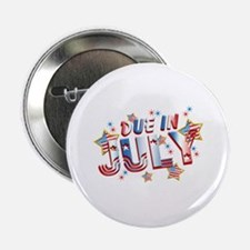 """Due In July 2.25"""" Button (10 pack)"""