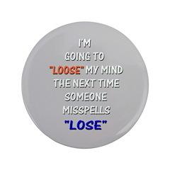 Loose vs Lose 3.5