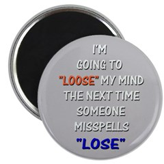 Loose vs Lose 2.25