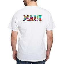 Maui - Offset Color Scramble - Shirt