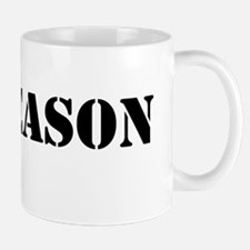 No Reason Small Small Mug