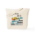 Sushi Shopper Tote Bag