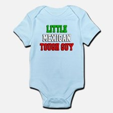 Little Mexican Tough Guy Infant Bodysuit