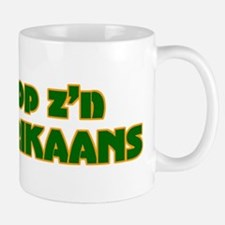 South African Rugby Afrikaans Mug