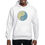 Yin Yang TV Hooded Sweatshirt