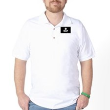 Edward England's Pirate Flag T-Shirt