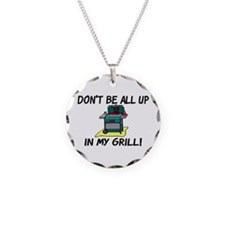 All Up In My Grill Necklace