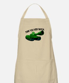 Tank You Very Much Apron