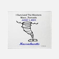I Survived The Western Mass.,Tornado Stadium Blan