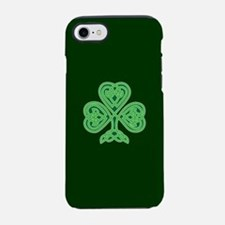 Celtic Shamrock - St Patricks iPhone 7 Tough Case