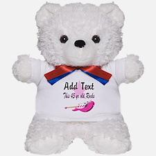 PERSONALIZED 45 YR OLD Teddy Bear