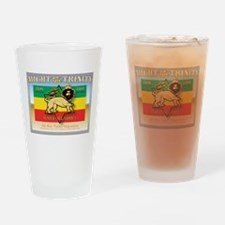 Might of the Trinity Pint Glass