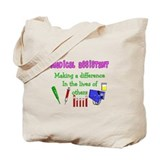 Medical assistant Canvas Totes