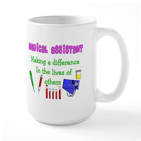 Medical Assistant Large Mug