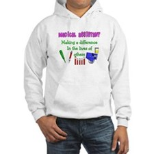 Medical Assistant Jumper Hoody