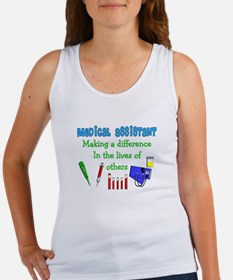 Medical Assistant Women's Tank Top