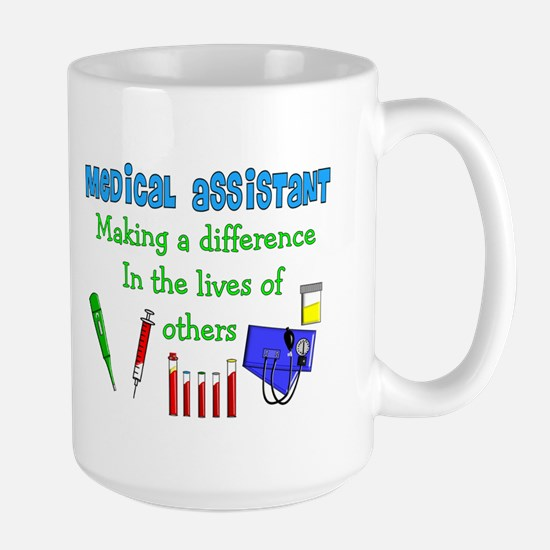 Medical Assistant Large Mug