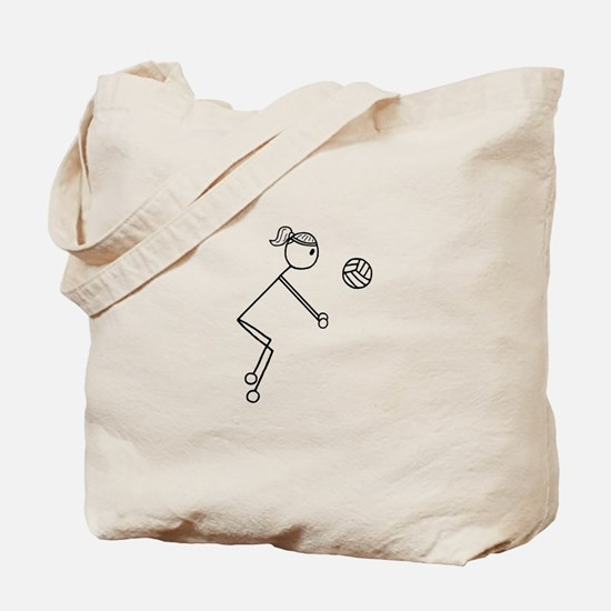 Funny Sports Tote Bag