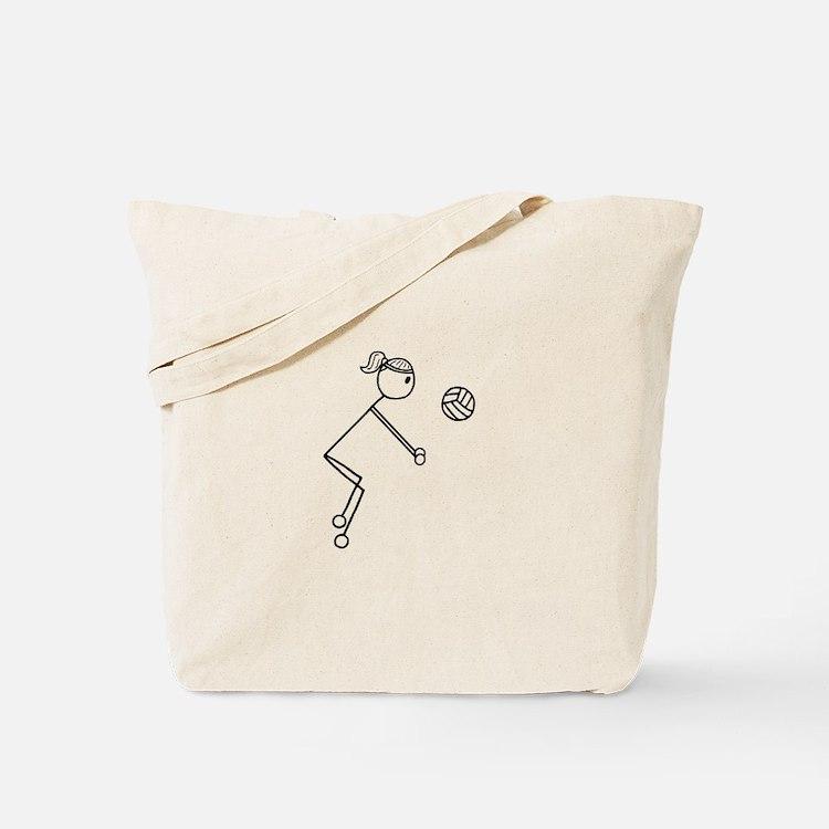 Cute Figure Tote Bag